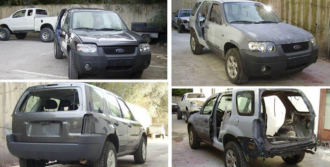 Βαφές Αυτοκινήτων - Αριάνογλου Βαγγέλης - Χίος