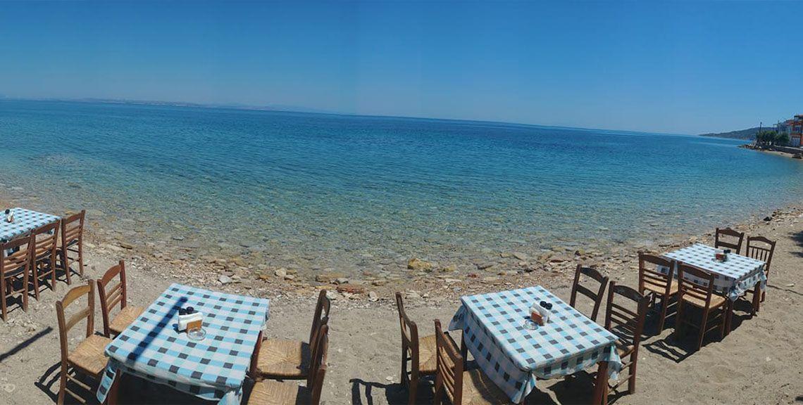 Μελτεμάκι - Εστιατόριο - Ταβέρνα - Καταρράκτης - Χίος