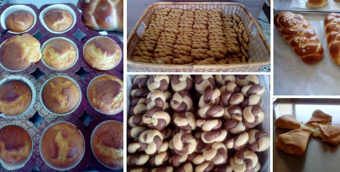Αρτοποιεία - Κόκκαλη - Αρτοποιείο - Βροντάδος - Χϊος