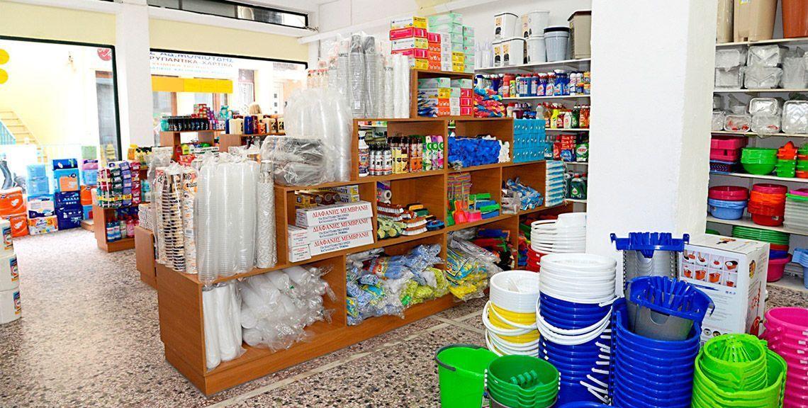 Ν. Μονιούδης & Υιοι ΟΕ - Προιόντα γενικού καθαρισμού - Χίος
