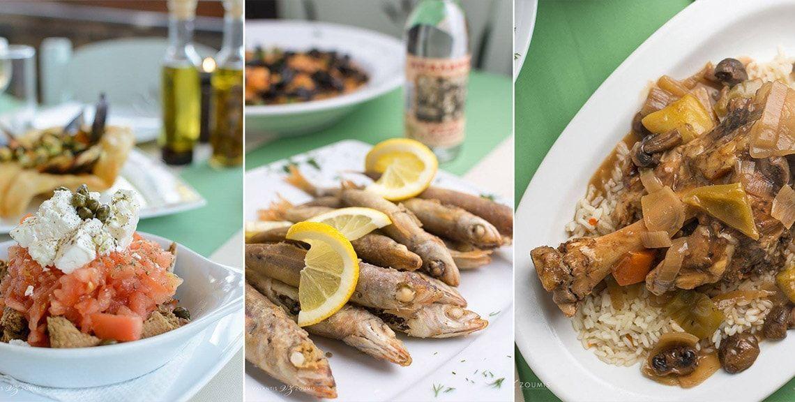 Μπουκιά Μπουκιά - Εστιατόριο - Χίος - Κοντάρι