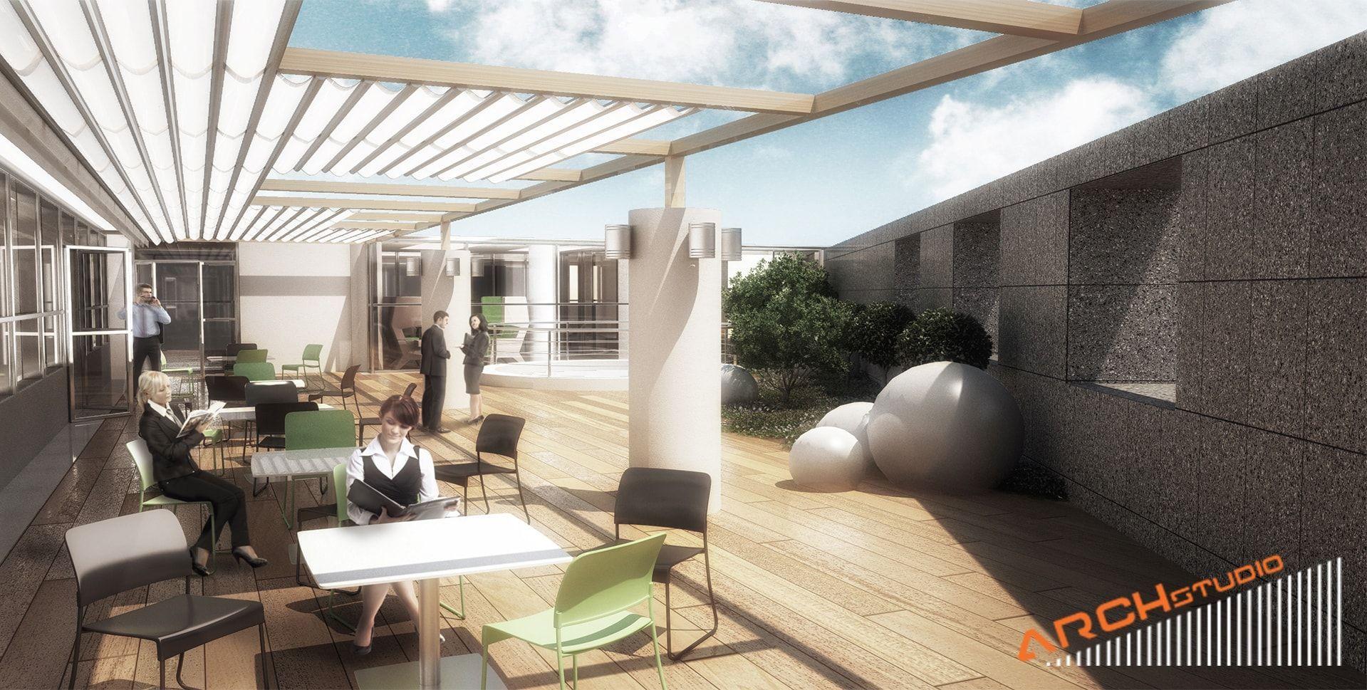 Αρχιτεκτονικό γραφείο - ARCHstudio - Χίος