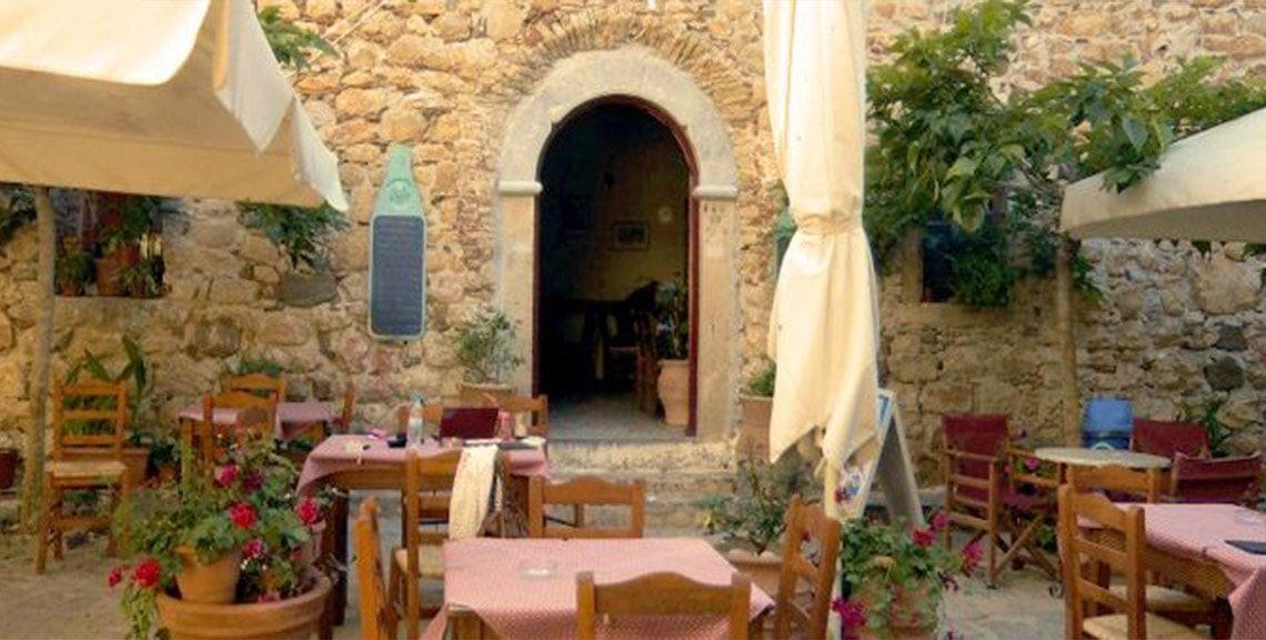 Πύργος Εστιατόριο - Ολύμποι - Χίος