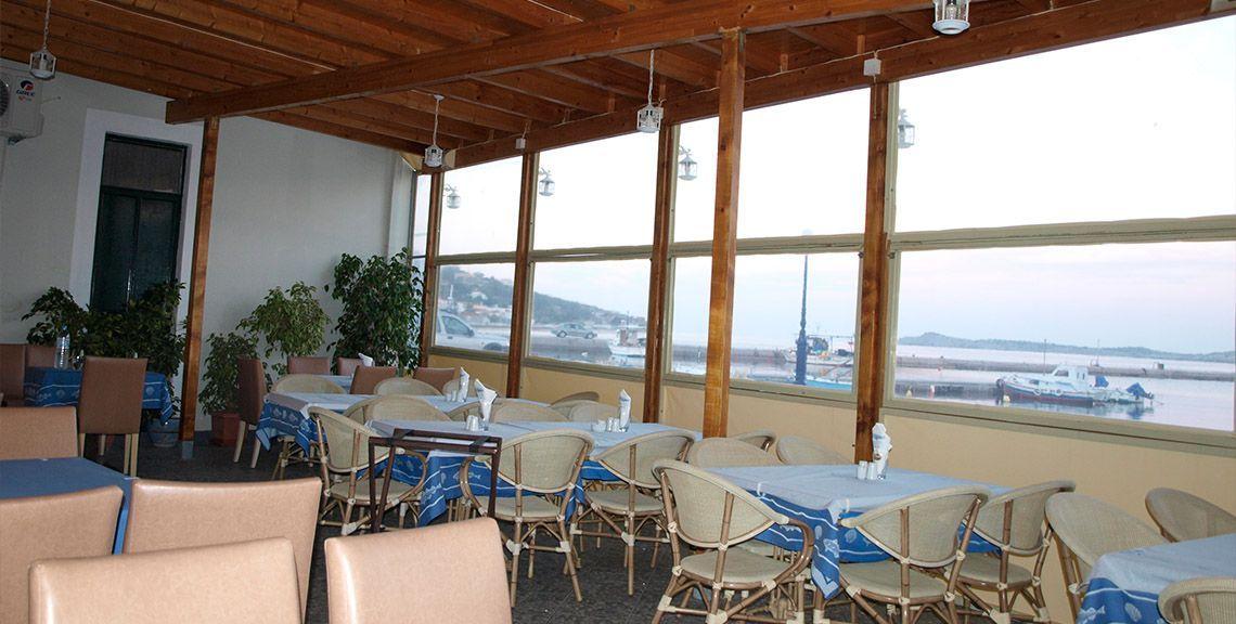 Θάλασσες - εστιατόριο - Χίος