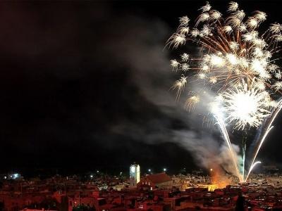 Πυροτέχνημα Χίου - Πυροτεχνήματα - Χίος