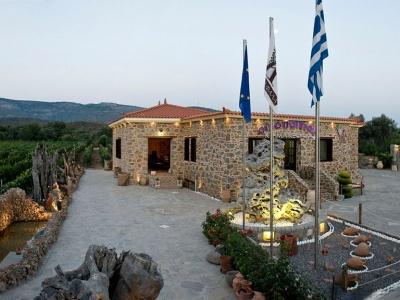Κτήμα Κεφάλα - Ποτοποιία - Χίος