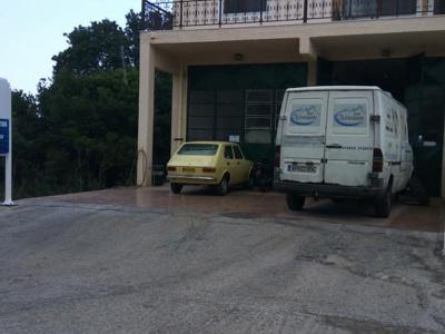 Λέος Περίανδρος - Συνεργείο Αυτοκινήτων - Χίος