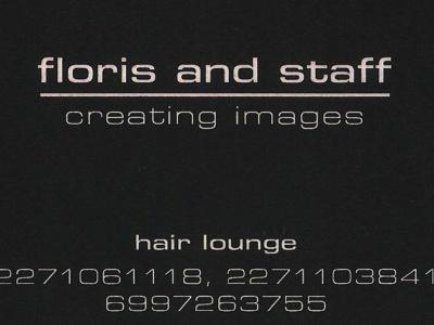 floris and staff - κομμωτήριο - Χίος - Νένητα