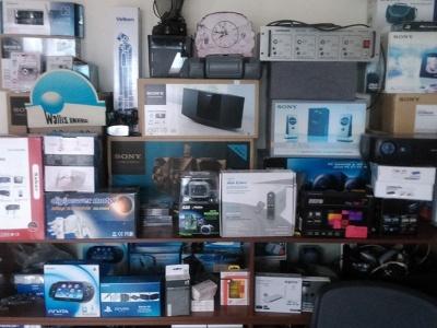 Γλύκας Α.Ιωάννης - Electronics Center - Συστήματα ασφαλείας •Πώληση & Service Ηλεκτρονικών Ειδών - Κεραίες