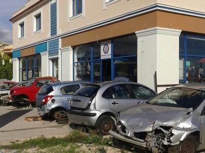AUTO PARTS MARKET - Ανταλλακτικά αυτοκινήτων - Χίος