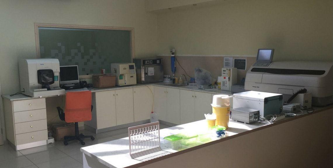 Βιοδιάγνωση - Μικροβιολογικό Κέντρο - Χίος